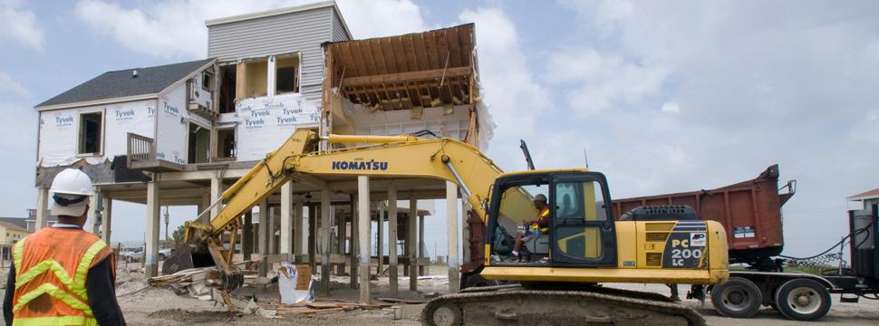 Chicago Area Building Demolition