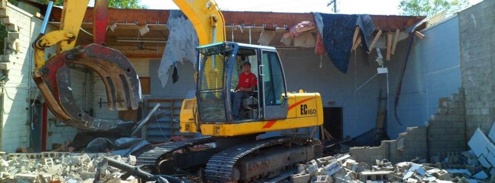 Chicago Area – Building Demolition