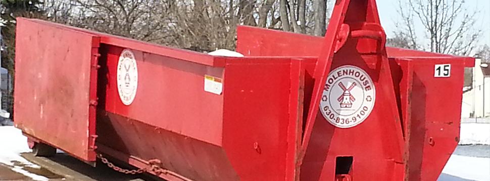 Molenhouse Dumpster Rentals
